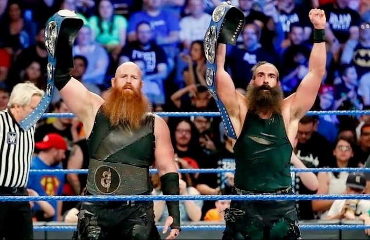 Erick Rowan Gets Tattoo To Pays Tribute To Former Tag Partner