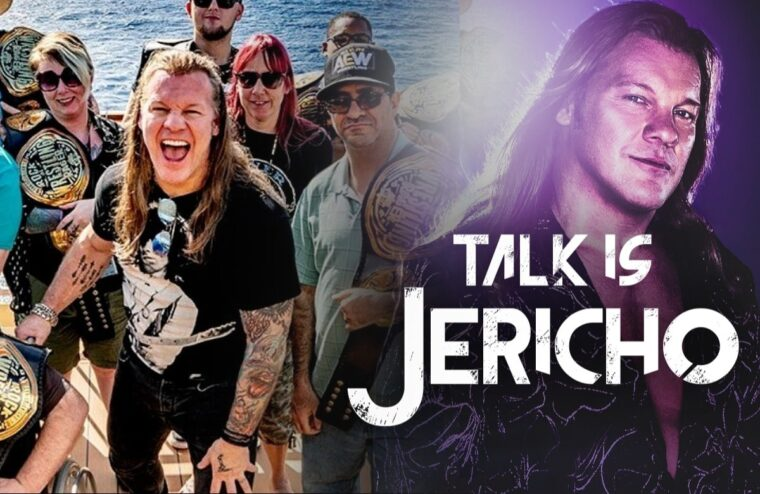 Talk Is Jericho: Le Q&A For Le Champion – Live On The Jericho Cruise