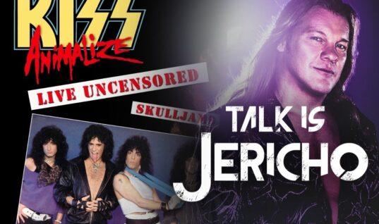 Talk Is Jericho: KISS Animalize Live – 36th Anniversary Watchalong