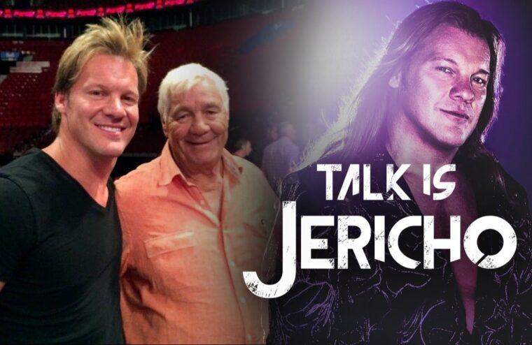 Talk Is Jericho: Pat Patterson Is Pro Wrestling's Jedi Master
