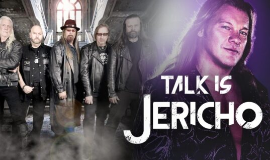 Talk Is Jericho: I'm Too Old For This Shit – Heavy Metal Fairy Tale Of Siren
