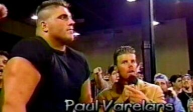 Former UFC Fighter Paul Varelans Who Wrestled Taz In ECW Passes Away Aged 51