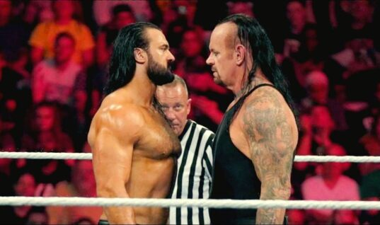 "Drew McIntyre Responds To The Undertaker Saying Today's WWE Is ""Soft"""