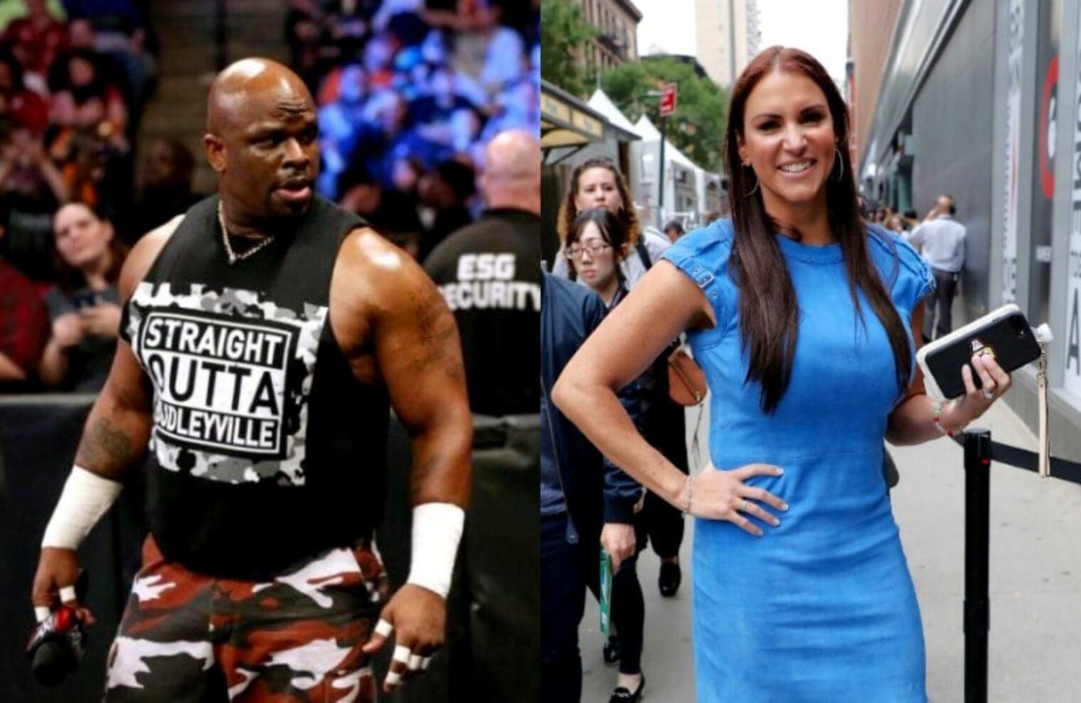 Reason D-Von Dudley Thankful To WWE's Vince & Stephanie McMahon 1