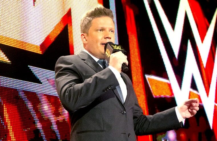 WWE Ring Announcer Apologizes For SmackDown Performance