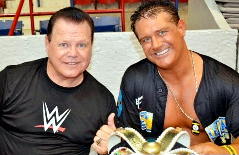 Jerry Lawler Takes Gift To Brian Christopher's Grave On What Would Have Been His 49th Birthday
