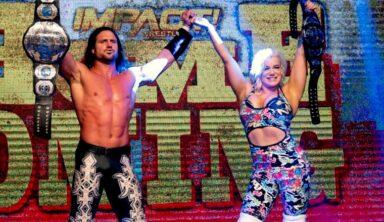 Taya Valkyrie Departs Impact Wrestling