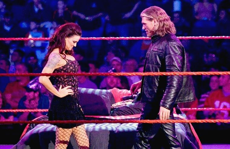 Lita Says Vince McMahon Threatened To Fire Her If She Didn't Do Infamous Raw Segment