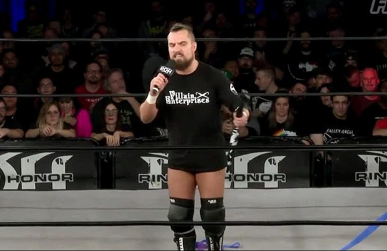 Ring Of Honor & Marty Scurll Part Ways