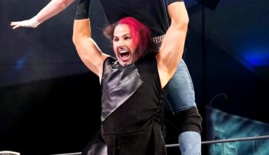 Matt Hardy Unhurt After Being Involved In Car Accident (w/Photo)