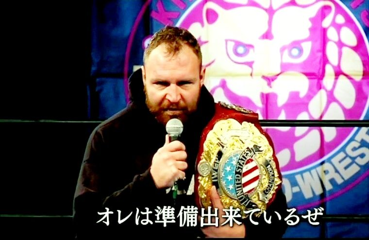 Jon Moxley Promo Airs During Wrestle Kingdom Night One (w/Video)