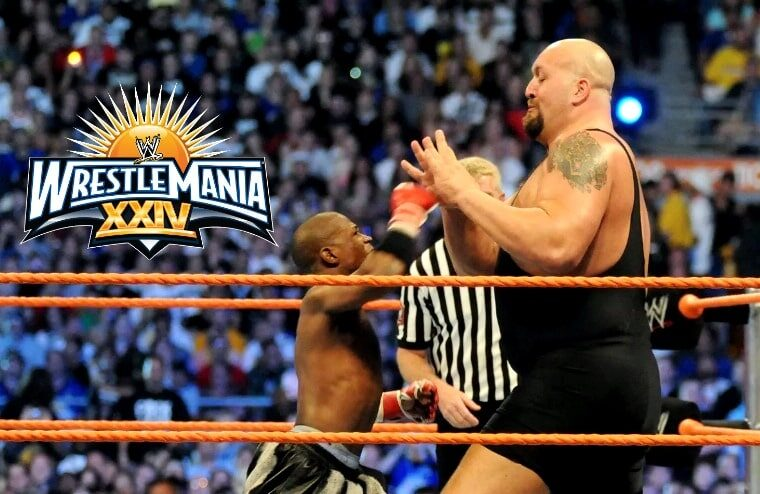 WrestleMania 24 No Longer Available On The WWE Network