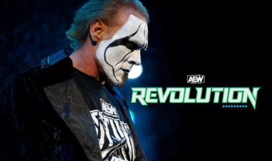 AEW Announces Sting Will Compete In Tag Team Street Fight At Revolution