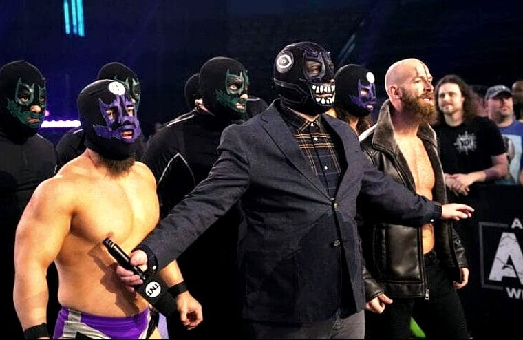 Evil Uno Discusses The Dark Order's Future Following Brodie Lee's Passing