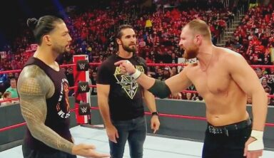 Jon Moxley Doesn't Rule Out WWE Return And Reveals If He Still Talks To Roman Reigns & Seth Rollins