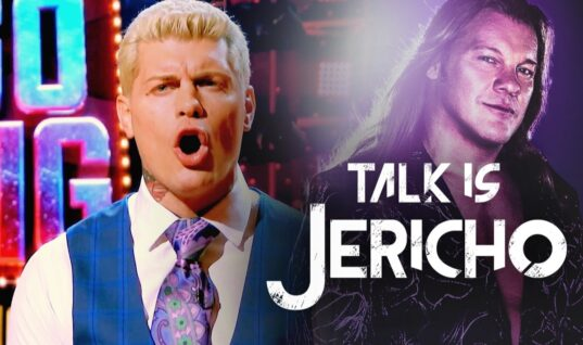Talk Is Jericho: Cody Rhodes Goes Big With AEW