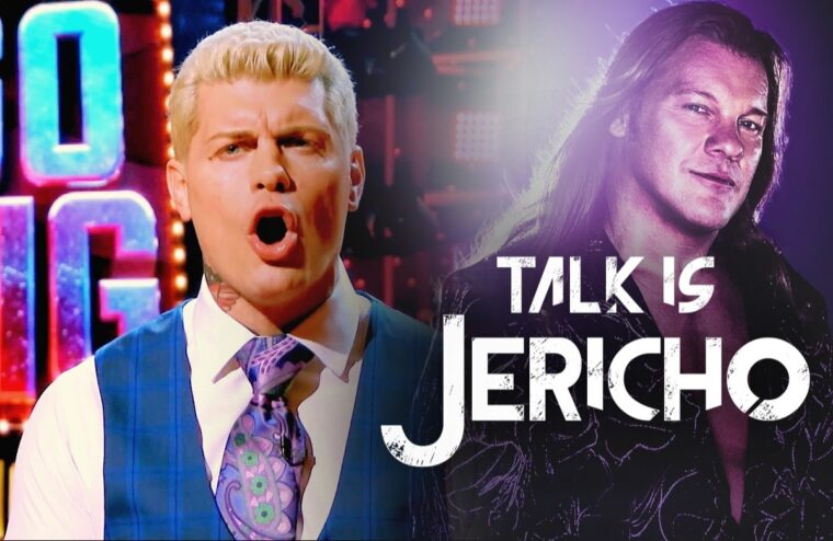 Talk Is Jericho: Cody Rhodes Goes Big With AEW