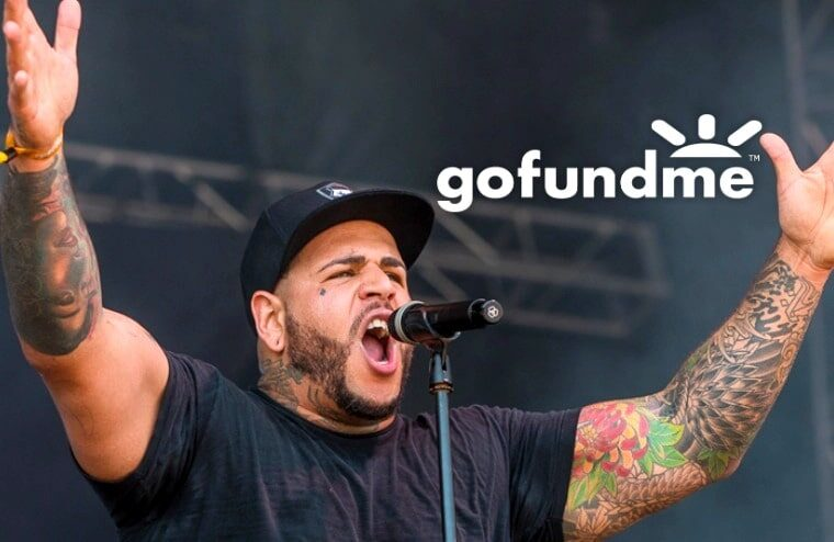 Tommy Vext Comments On His Departure From Bad Wolves And Launches GoFundMe