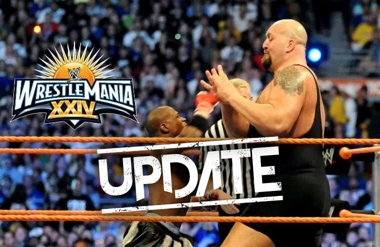 Update On WrestleMania 24's Removal From The WWE Network