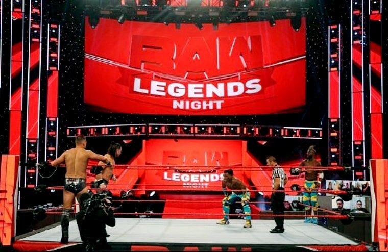 Raw Legends Night Delivers For WWE In The Ratings