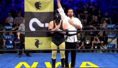 NWA Wrestler Jocephus/The Question Mark Has Passed Away
