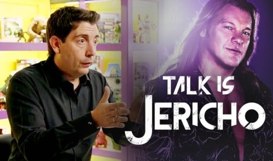 Talk Is Jericho: Unrivaled – AEW Action Figures Come To Life
