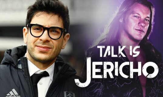 Talk Is Jericho: Tony Khan Is Dynamite!