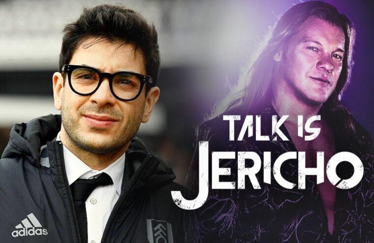 Talk Is Jericho: Tony Khan Is Dynamite!