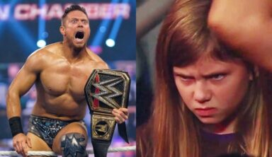 """""""Angry Miz Girl"""" Comments On The Miz Successfully Cashing-In His Money In The Bank Contract"""