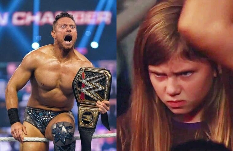 """Angry Miz Girl"" Comments On The Miz Successfully Cashing-In His Money In The Bank Contract"