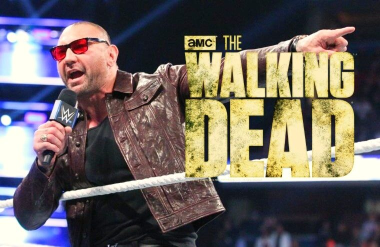 """Batista Reveals He Was Turned Down For """"The Walking Dead"""""""