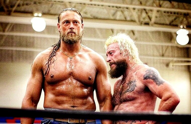 Big Cass Makes Return To Wrestling Appearing With Enzo Amore On Indie Show