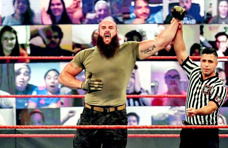 WWE Release Several Wrestlers Including Braun Strowman & Aleister Black