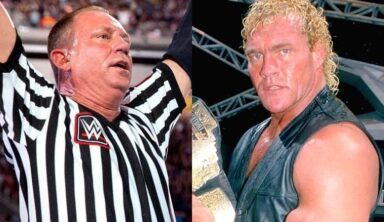 Former WWE Referee Mike Chioda Talks About Keeping His Distance From Sid Vicious