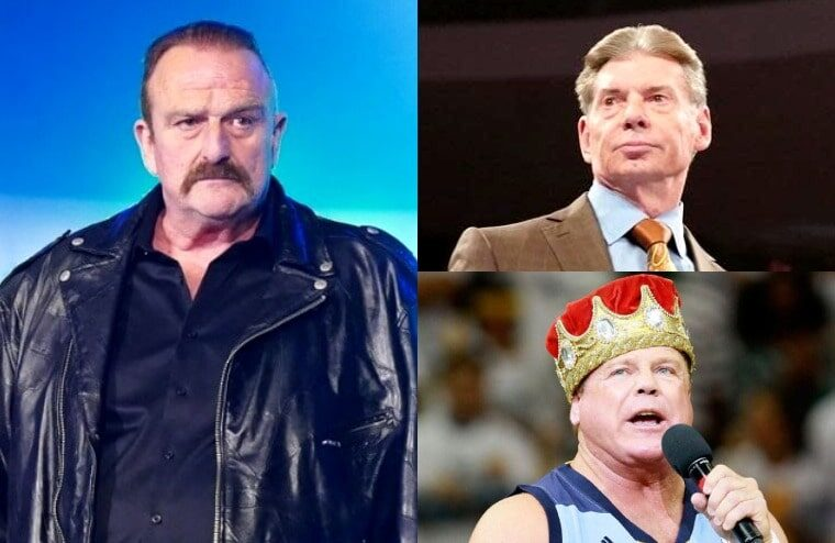 "Jake Roberts Calls Vince McMahon & Jerry Lawler ""Both A**holes"""