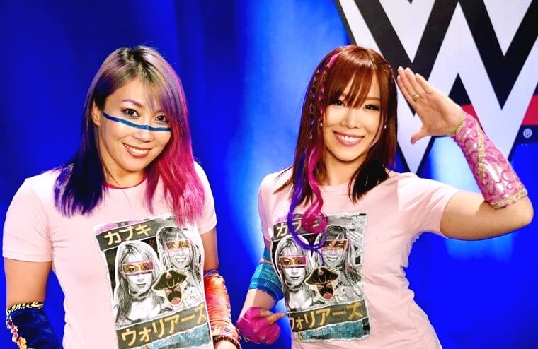 WWE Rejects Kairi Sane's Request To Wrestle Again In Japan