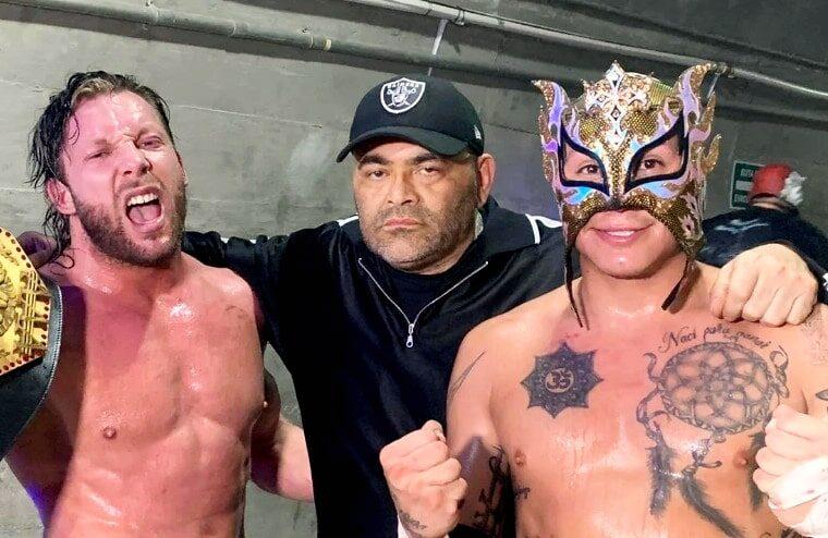 Lucha Libre & Former WCW Star Konnan Hospilatized
