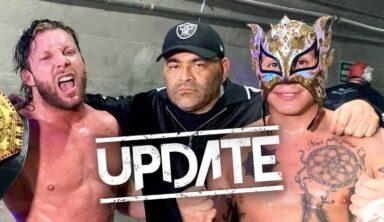 Update On Konnan's Health Following Hospitalization