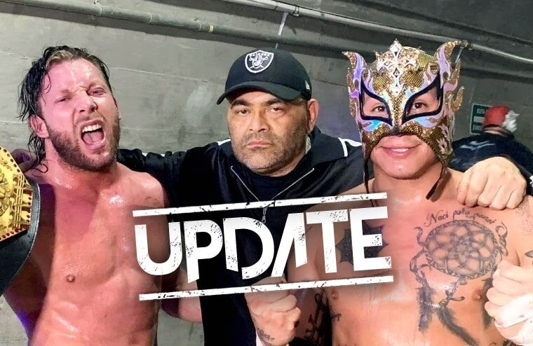 Update On Konnan's Health Following Hospitalization