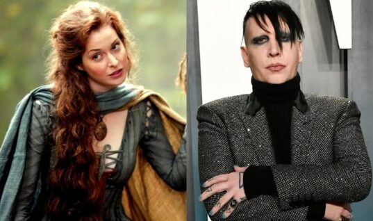 Game of Thrones Actress Suing Marilyn Manson