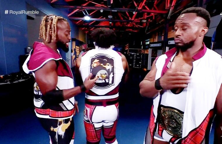 The New Day's Brodie Lee Royal Rumble Ring Gear Sells For Big Money