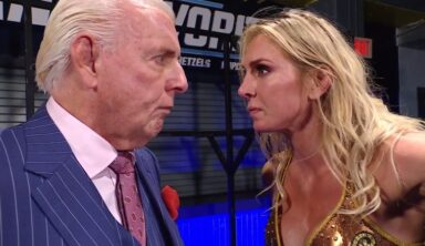 WWE Seemingly End The Ric/Charlotte/Lacey Storyline