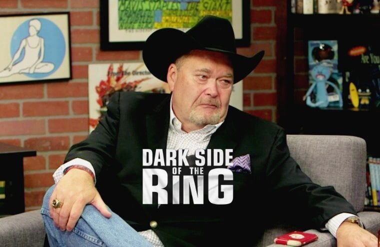 """Jim Ross Confirms Another """"Dark Side Of The Ring"""" Topic"""