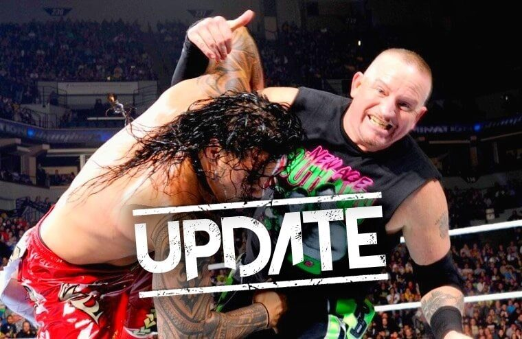 Update On Road Dogg After He Was Hospitalized Earlier This Year