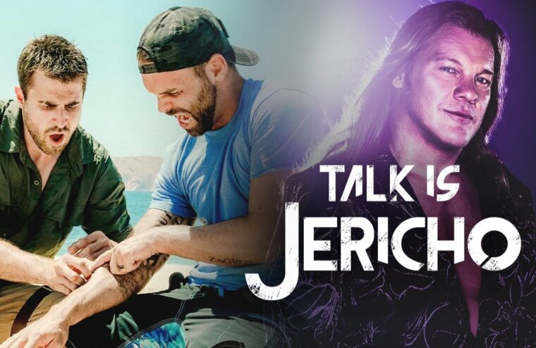 Talk Is Jericho: The Kings Of Pain Feel The Sting… Literally!