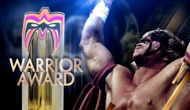 WWE Announce Warrior Award Winner