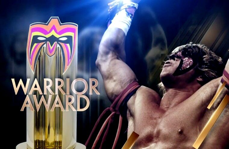 WWE Announce Warrior Award Winner