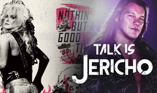 Talk Is Jericho: The 80s Metal Scene Was Nuthin But A Good Time