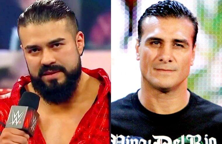 Alberto Del Rio Reveals He Is Set To Wrestle Andrade