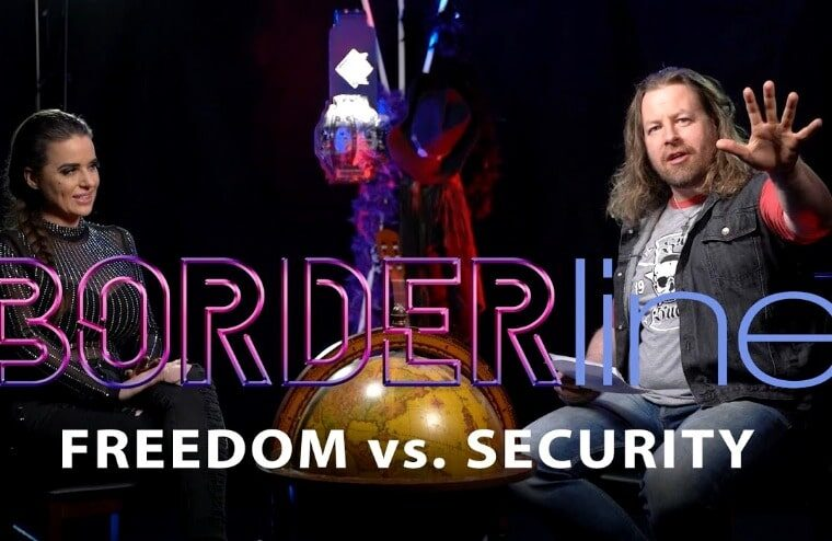 Borderline: Episode 8 – Freedom vs. Security